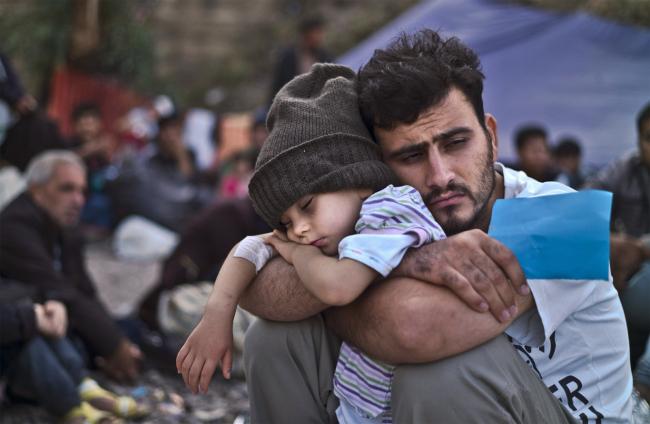 Mideast Syrian Refugees Rethinking Aid